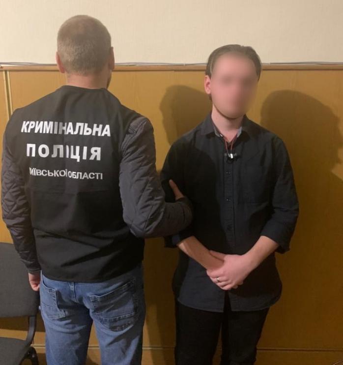 Поліцейські Київщини менш, ніж за дві доби, розкрили замовне вбивство